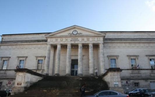 Visite tribunal de grande instance d'Angoulême par les 1STMG
