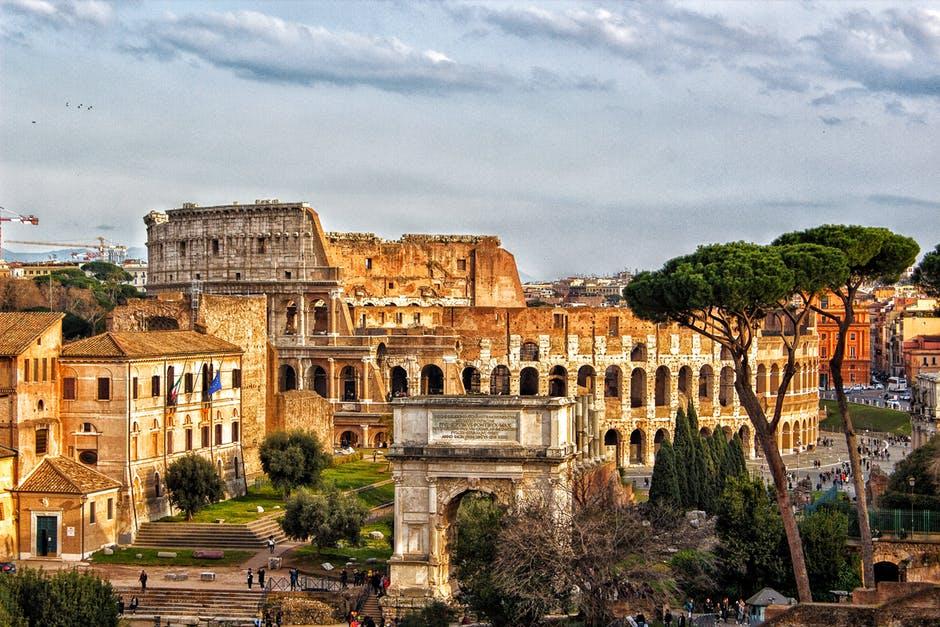 Réunion d'information voyage à Rome des latinistes et hellénistes