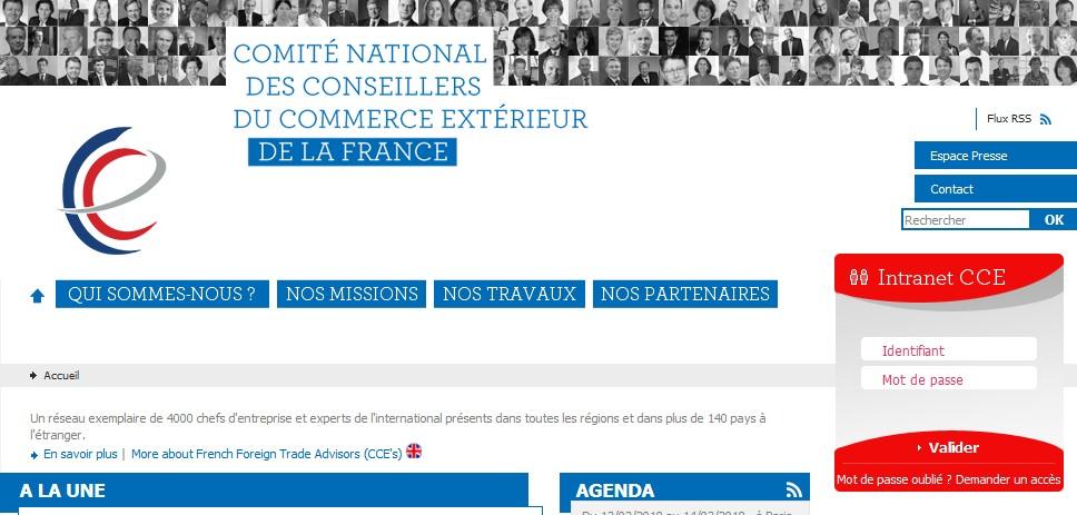 INTERVENTION DE MONSIEUR EDWARD KINSMAN, CONSEILLER DU COMMERCE EXTERIEUR DE LA FRANCE EN BTS COMMERCE INTERNATIONAL