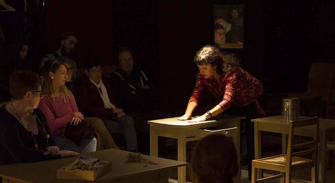 Sortie théâtre 1re ES2 – L'Autre fille d'Annie Ernaux