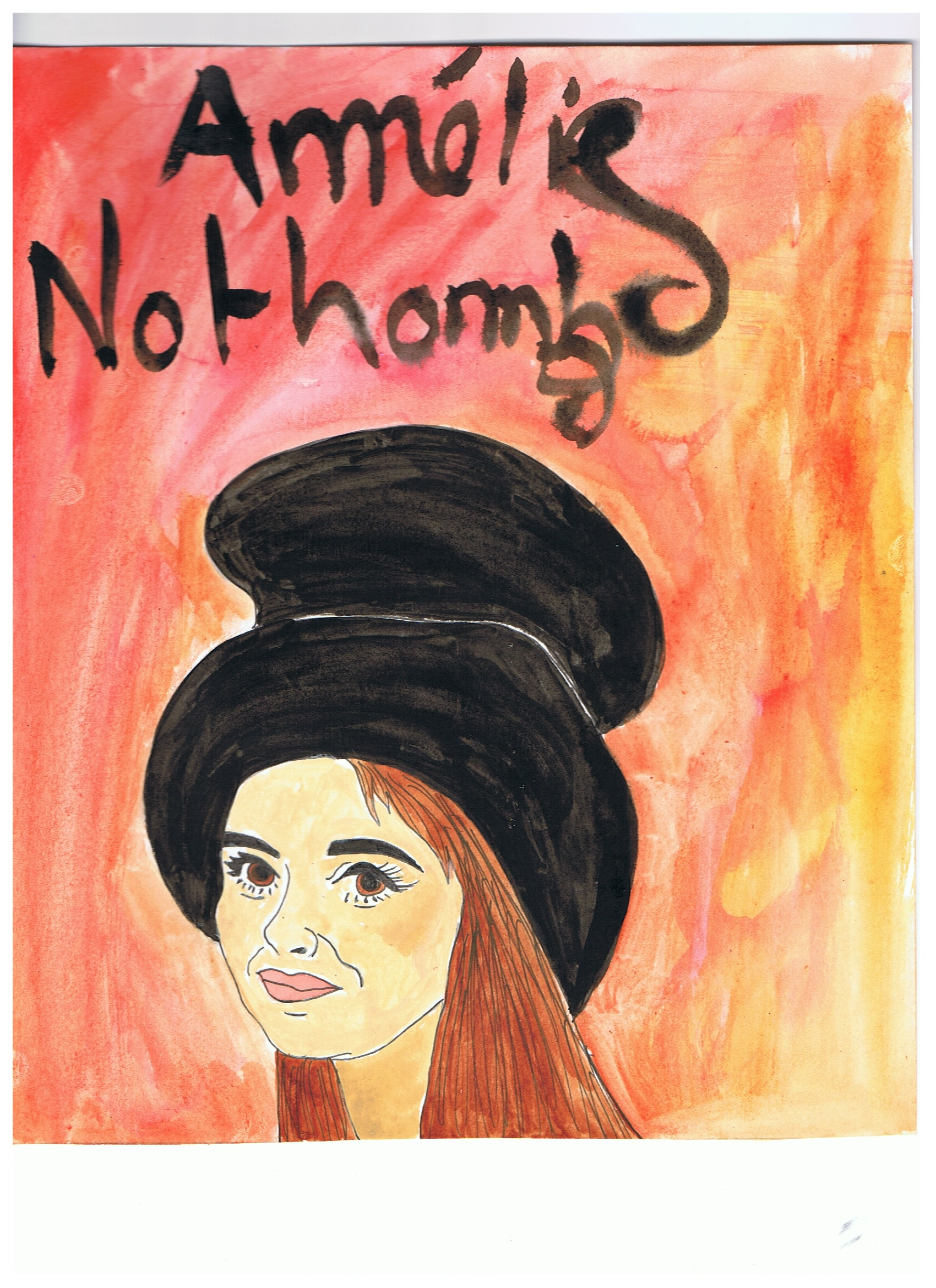 A la rencontre d'amélie Nothomb