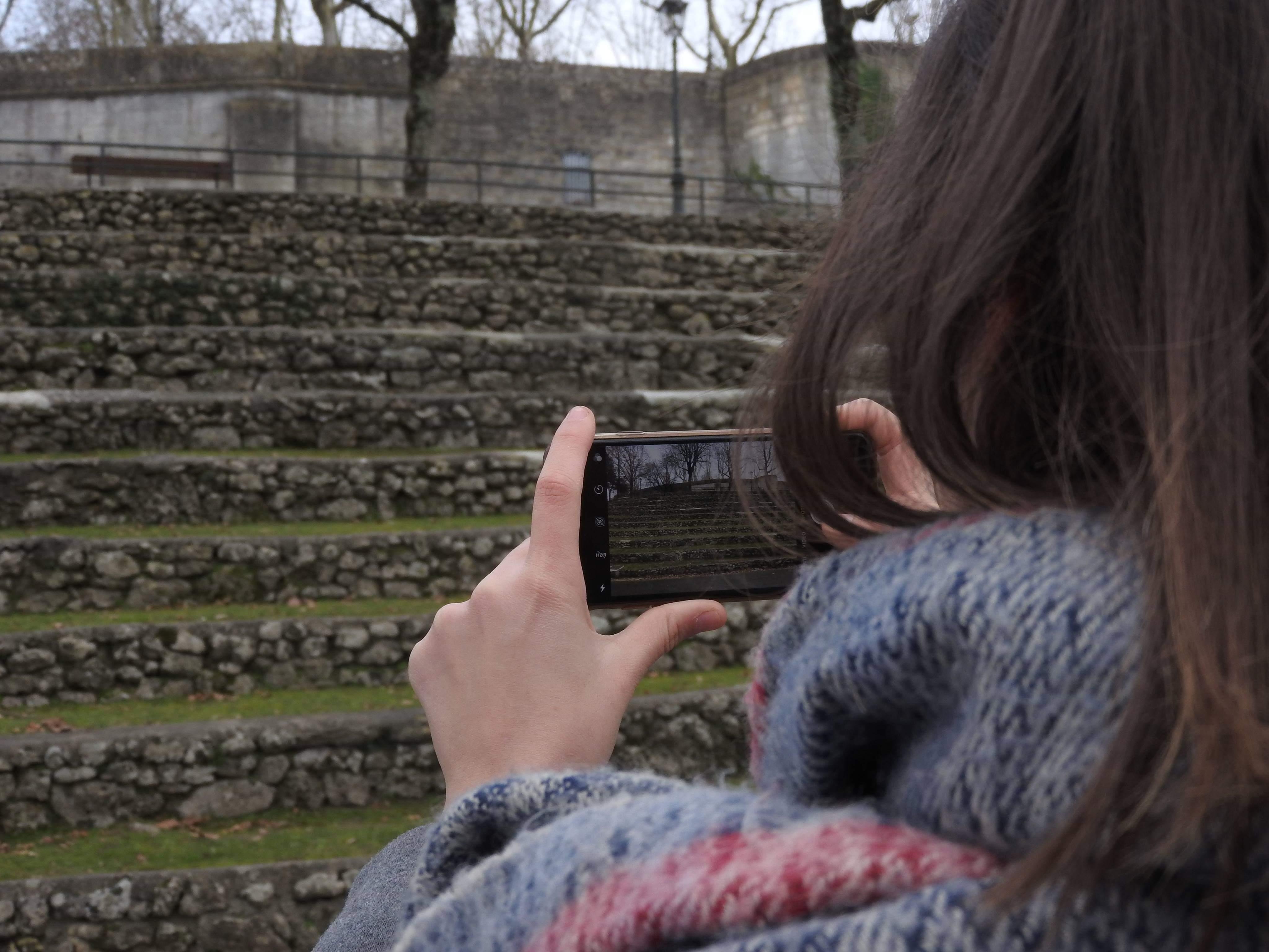 Angoulême vu par les BTS Com2