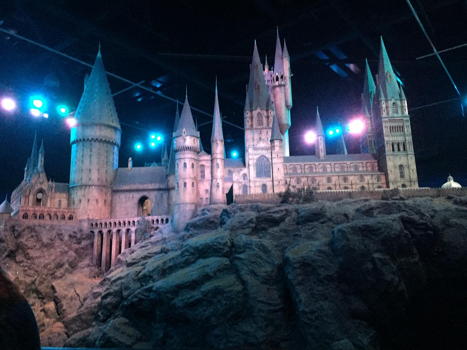 London Day 3:Harry Potter studios !