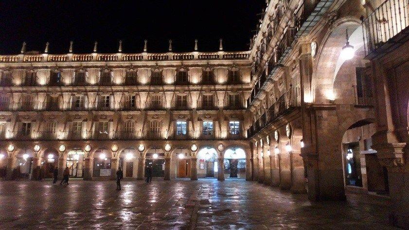 Dernière soirée en Espagne et visite de Madrid