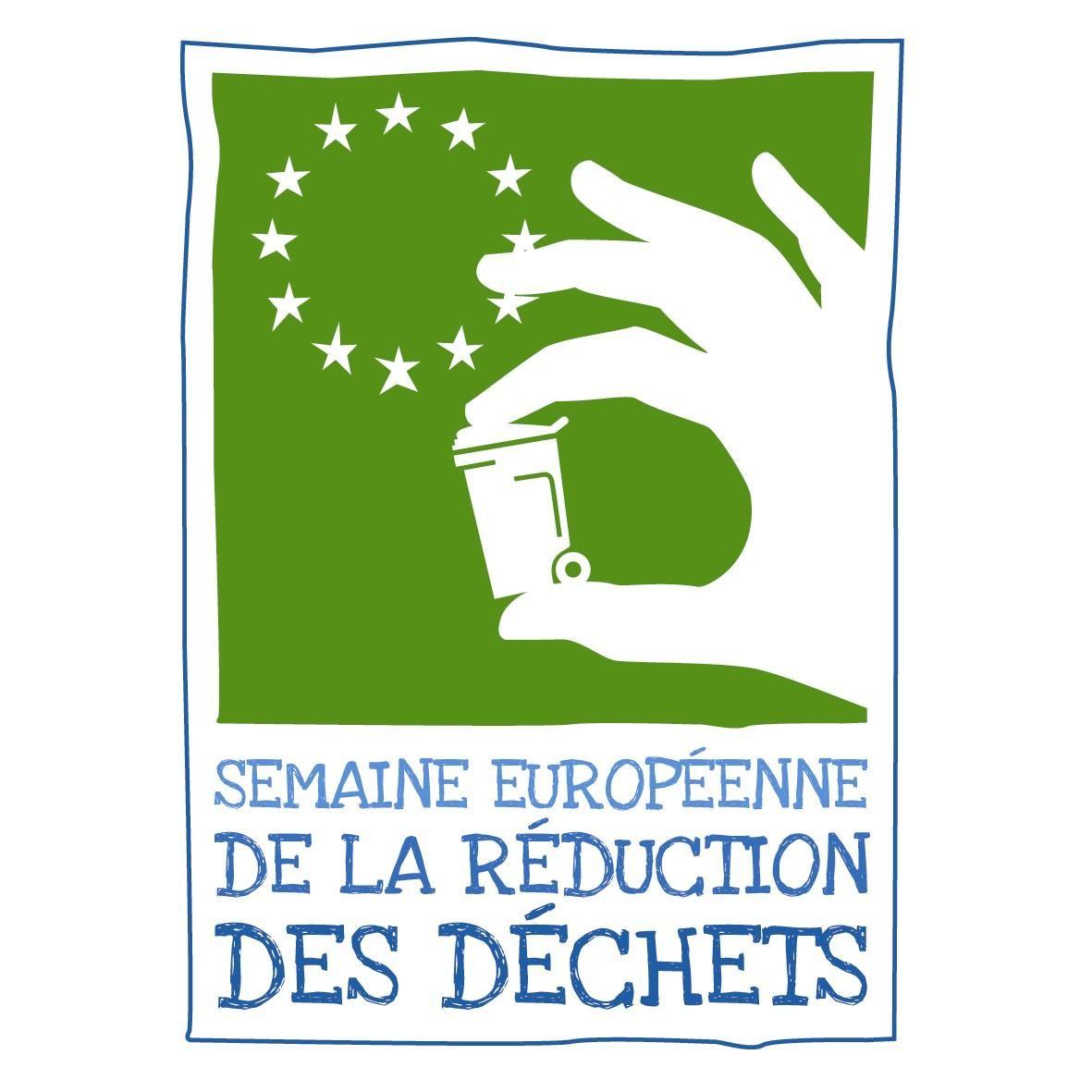 Semaine  Européenne de Réduction des Déchets du 16 au 24 novembre 2019.