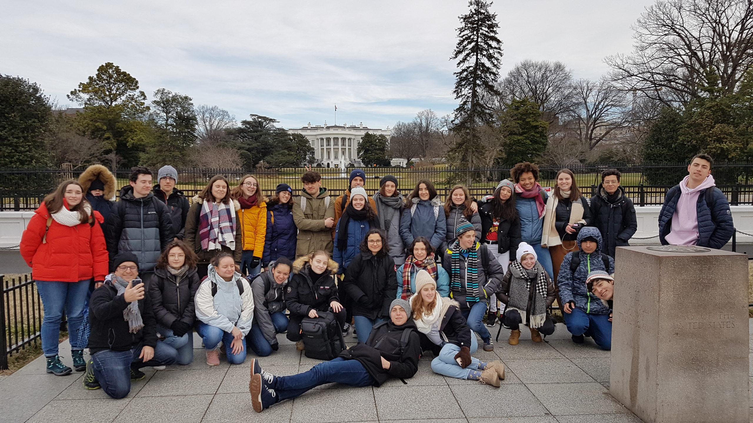 3 ème jour à Washington