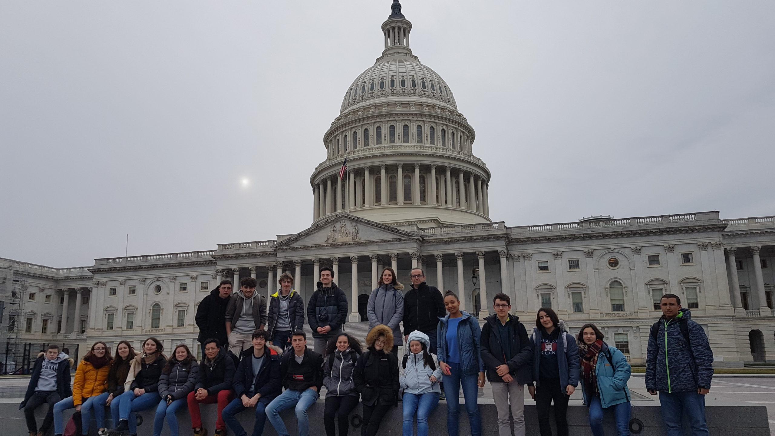 4 ème jour à Washington