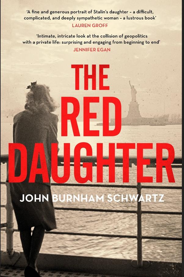 """Les élèves de classe euro vous conseillent un livre à lire: """"Red daughter"""""""