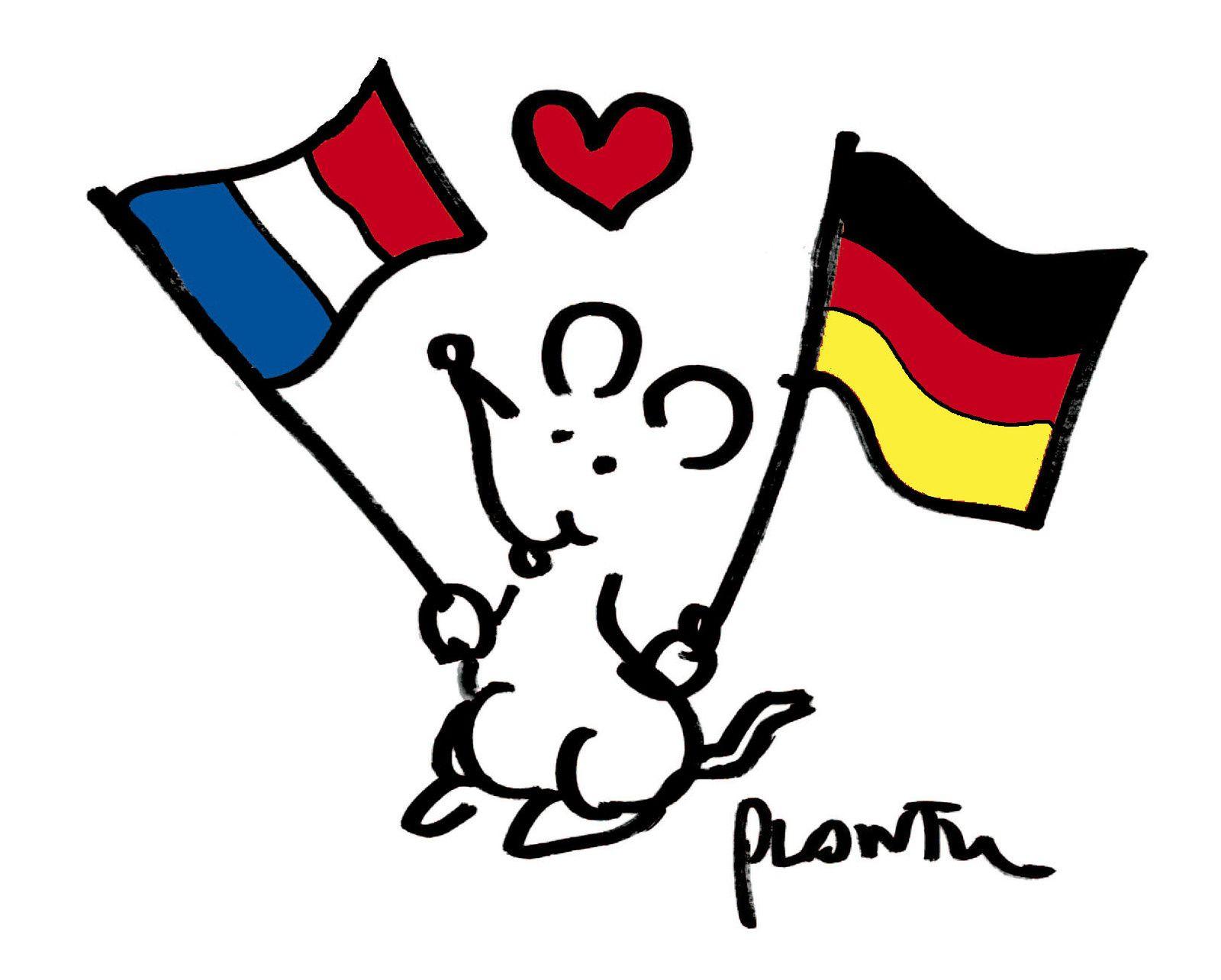 Expo l'Allemagne et la France : un demi-siècle d'amitié et de coopération