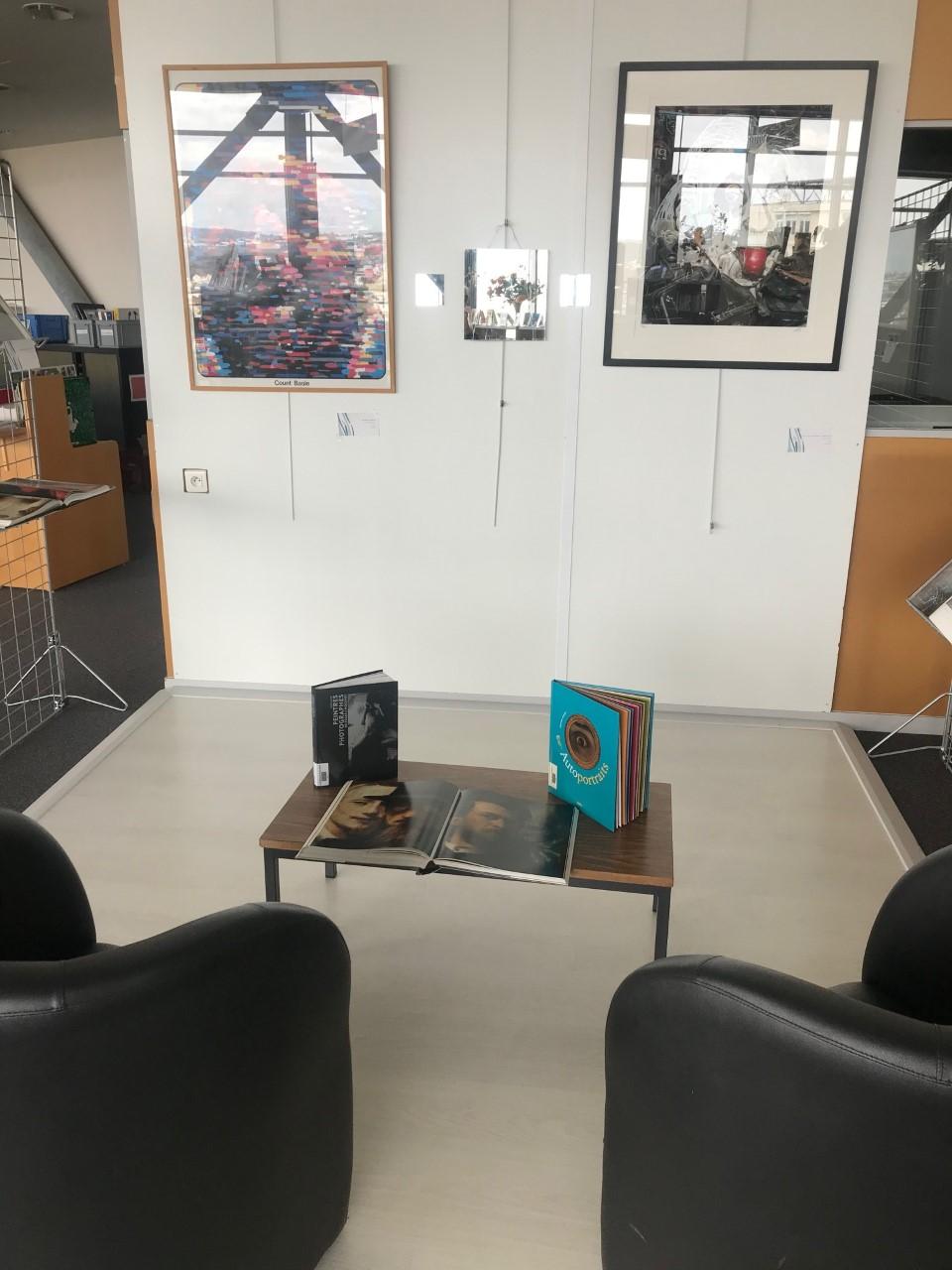 Nouvelle exposition à L'artothèque: Thématique Le portrait