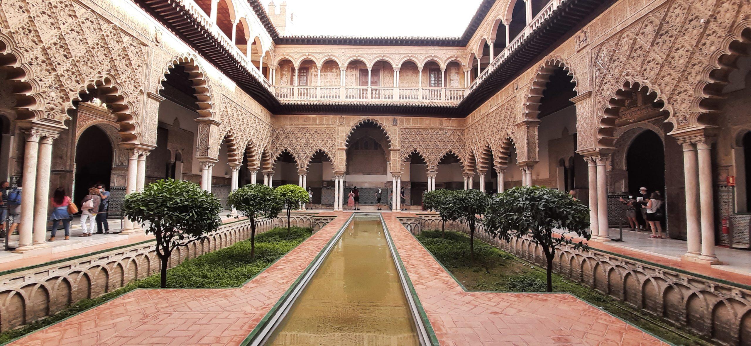 Une journée à Sévilla/Un dia en Sevilla